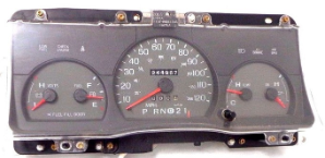 1998 - 2002 Ford Crown Victoria Instrument Cluster Repair (120 MPH)