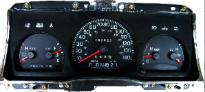 1998 - 2002 Ford Crown Victoria Instrument Cluster Repair (Police Package; with 140 MPH)