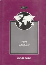 1997 Ford Ranger Owner's Manual