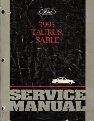 1995 Ford Taurus & Mercury Sable Factory Service Manual