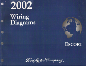 2002 Ford Escort - Wiring Diagrams