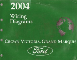 2004 Ford Crown Victoria, Mercury Grand Marquis - Wiring Diagrams