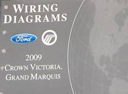 2009 Ford Crown Victoria & Mercury Grand Marquis - Wiring Diagrams