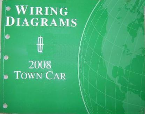 2008 LincolnTown Car - Wiring Diagrams