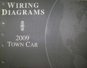 2009 LincolnTown Car - Wiring Diagrams