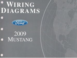 2009 Ford Mustang Factory Wiring Diagrams