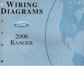 2006 Ford Ranger Factory Wiring Diagrams