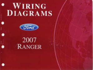 2007 Ford Ranger - Wiring Diagrams