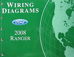 2008 Ford Ranger Factory Wiring Diagrams