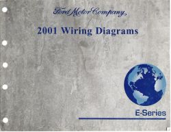 2001 Ford E-Series (Econoline Van) - Wiring Diagrams