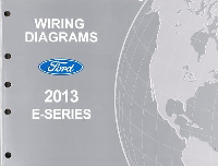 2013 Ford E-Series Factory Wiring Diagrams