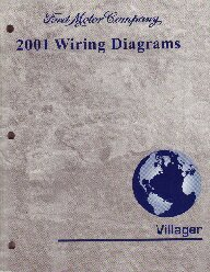 2001 Mercury Villager - Wiring Diagrams