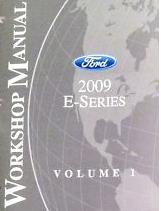 2009 Ford Ranger Factory Workshop Manual - 2 Volume Set