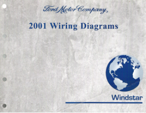 2001 Ford Windstar Wiring Diagrams