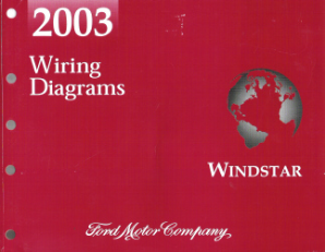 2003 Ford Windstar - Wiring Diagrams