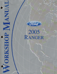 2005 Ford Ranger Factory Service Manual