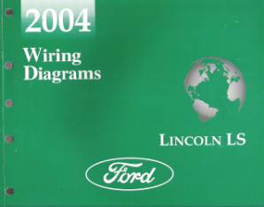 2004 Lincoln LS Factory Wiring Diagrams