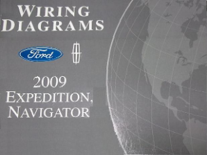 2009 Ford Expedition & Lincoln Navigator - Wiring Diagrams