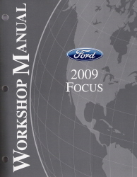 2009 Ford Focus Factory Service Manual