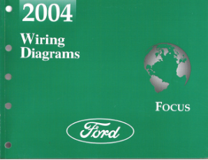 2004 Ford Focus Factory Wiring Diagrams
