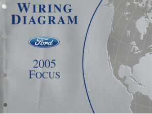2005 Ford Focus - Wiring Diagrams