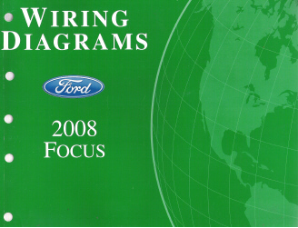 2008 Ford Focus Wiring Diagrams Manual