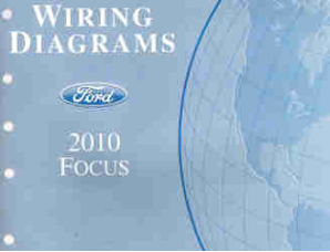 2010 Ford Focus Factory Wiring Diagrams