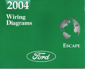 2004 Ford Escape - Wiring Diagrams
