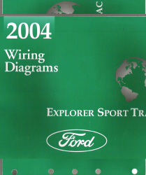 2004 Ford Explorer Sport Trac- Wiring Diagram