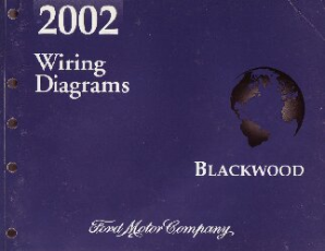 2002 Ford Blackwood - Wiring Diagrams