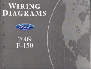 2009 Ford F-150 Truck Factory Wiring Diagrams