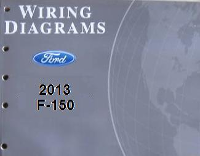 2013 Ford F-150 Truck Factory Wiring Diagrams