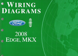 2008 Ford Edge, Lincoln MKX - Wiring Diagrams