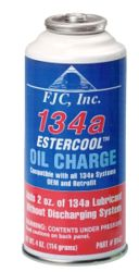 R134a Ester Oil Charge