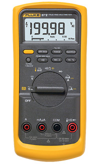 FLUKE 87V Automotive Multimeter