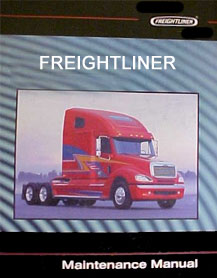 Freightliner Columbia Truck Factory Maintenance Manual