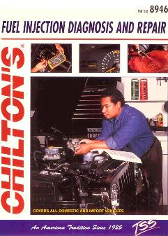 1984 - 1995 Fuel Injection Diagnosis and Repair by Chilton