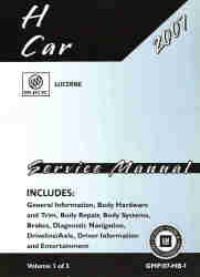 2007 Buick Lucerne Factory Service Manual