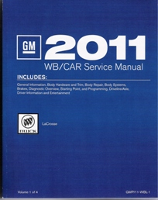 2011 Buick LaCrosse Factory Service Manual
