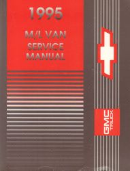 1995 Chevrolet/GMC M/L Vans: Astro & Safari Factory Service Manual