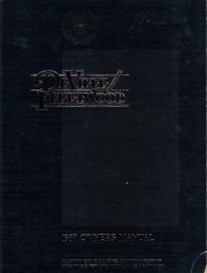 1987 Cadillac DeVille & Fleetwood Owner's Manual