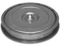 HO80 Torque Converter with 121 / 122 Tooth Ring Gear for the Honda & Acura Transmissions  (Incl. Core Charge)