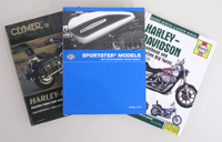 1940 - 1947 Harley-Davidson Big Twin Factory Service Manual