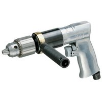 Ingersoll-Rand 1/2 in. Heavy-Duty Air Reversible Drill with Keyless Chuck