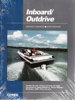 Inboard/Outdrive Service Repair Manual- Marine Drive Systems, Pleaseurecraft, Rover Diesel & More