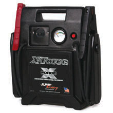 Jump N Carry X-Force Jump Starter - 770 Crank Assisted Amps, 12 Volt
