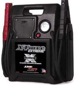 Jump N Carry X-Force Jump Starter - 1540 Crank Assisted Amps, 12 Volt