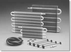 Hayden Automotive Transmission Coolers - Sub Compact To Compact Cars