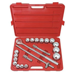 20-piece 3/4-inch Drive Socket Set