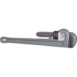 Aluminum Pipe Wrench 18 Inch